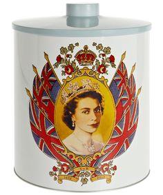 Jubilee Biscuit Barrel