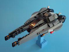 XFF-64 Wraith | by tpcowan