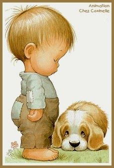 Licena Hill: beautiful illustrations of Ruth Morehead Illustration Mignonne, Boy Illustration, Illustrations, Cute Images, Cute Pictures, Art Mignon, Holly Hobbie, Vintage Pictures, Cute Cartoon