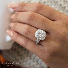 A ring that will wow!