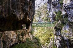 Asturias, Picos de Europa, Cares gorge