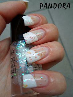 Pandora nails #nail #nails #nailart