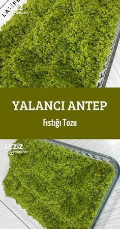 Wrong pistachio powder – my delicious food - Nutella 2019 Wie Macht Man, Iftar, Turkish Recipes, Diet And Nutrition, Pistachio, Easy Desserts, Cake Recipes, Kitchen Decor, Food And Drink