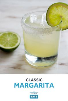 The perfect margarita is all about fresh, crisp flavors barely tempered by triple sec and sugar. After testing all the ratios, this is the one we reach for.