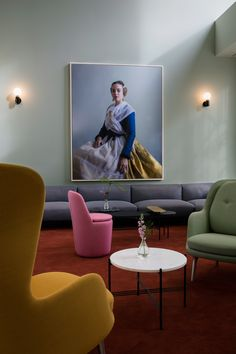 """Jaime Hayón aimed to take visitors Madrid hotel on a """"visual journey through Spain's past"""", by combining Arabic and Moorish details with his signature playful aesthetic."""
