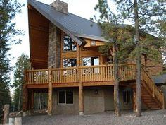 Cabin vacation rental in Duck Creek Village from VRBO.com! #vacation #rental #travel #vrbo