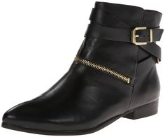 Report Signature Women's Ele Boot, Black 12, 8.5 M US