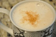 yes!!! finally a good recipe for a dairy free coffee creamer! Coconut Milk Almond coffee creamer