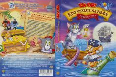 Tom and Jerry Shiver Me Whiskers Wiggles Birthday, Cat Mouse, Movie Covers, Tom And Jerry, Original Movie, Covered Boxes, Box Art, Cover Art, Toms