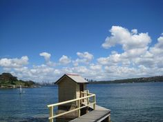 Camp Cove Beach, Watsons Bay New South Wales - Camp Cove is kind of hidden located by Watsons Bay.  It has views of the city and bridge.