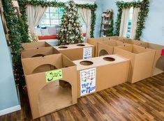 DIY MAZE FOR KIDS - Paige Hemmis has a fun DIY that will keep your kids entertained indoors. We love to make kids laugh and can provide puppet show entertainment for your next child's birthday party