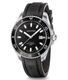 Eberhard Scafograf 300 #divingwatches #eberhardwatches #diverswatch