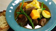 Beef One-Pot with Fall Vegetables Recipe- Rachael Ray Show--- I'll try and tweak this recipe to cook in my beloved instant pot.  It'll be ready faster and just as delicious, I already know it :)  ~Boitty.