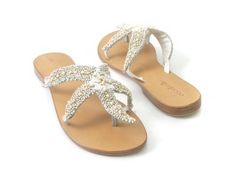 a more affordable option for sandals