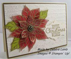 Stampin Up! Joyful Christmas
