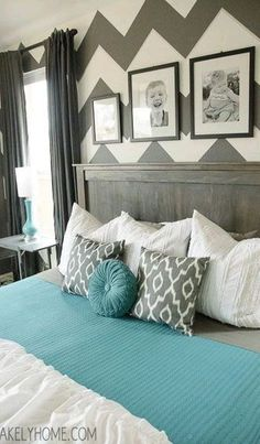 trendy bedroom design idea