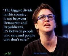 TRUTH from a liberal! So True, then everything else she says is crap! CRAP,