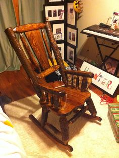 Free Rocking Chair Plans - WoodWorking Projects & Plans