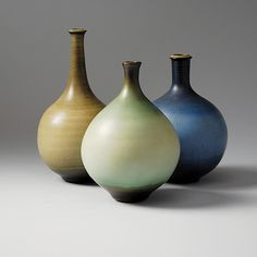 Desert Sun - Harrison McIntosh's Three Bottle Vase