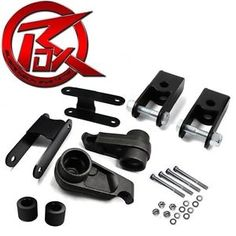 """rox 06 10 hummer h3 35 full leveling lift kit w shock extenders 4wd - Categoria: Avisos Clasificados Gratis Item Condition: NewA A 20062010 Hummer H3 4WD35"""" Front and 2"""" Rear Lift Kit20062010 Hummer H3 4WD2 Front Torsion Keys 2 Spacers 2 Rear Shackle Spacers 2 Shock Extenders Instruction ManualOur ROX torsion key and spacer lifts were designed to offer a stable lift without sacrificing the quality of your factory ride Our torsion key lift and spacer kit comes with our fully adjustable…"""