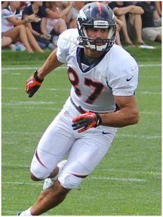 Eric Decker WR Denver Broncos