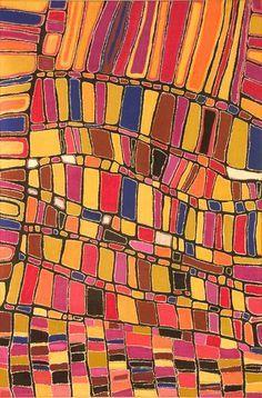 aboriginal art mosaic - Google Search