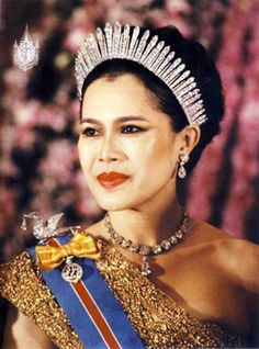 Sirikit was born on 12 August 1932. She met Bhumibol in Paris who is distantly related to her, both being descendants of King Chulalongkorn (Rama V.). Her father was the Thai ambassador. They married in 1950, shortly before Bhumibol's coronation. Sirikit suffered a stroke on 21 July 2012 and has since refrained from public appearances.  Royal …