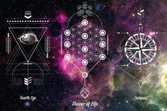 Sacred Geometry. Magic totem vol.2 - Illustrations