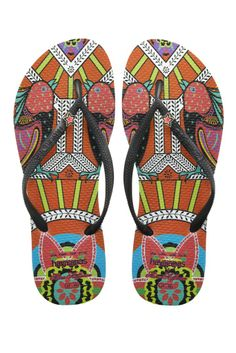 87d4a143149fc4 A look from the Havaianas and Mara Hoffman collaboration.  Courtesy Photo   Mara Hoffman