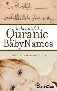 Books 4 you: 30 beautiful quranic baby names for muslim-boys an...