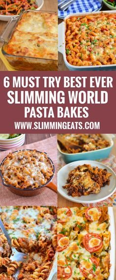 Slimming Eats Yummy Beef Lasagne - gluten free, vegetarian, Slimming World and Weight Watchers friendly