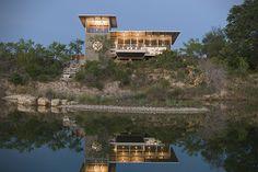 Locomotive Ranch Trailer Residence in Texas 2