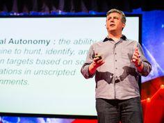 Daniel Suarez: The kill decision shouldn't belong to a robot   Talk Video   TED