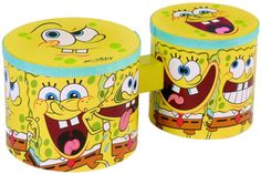 SpongeBob SquarePants: Mini Bongos. £16.99