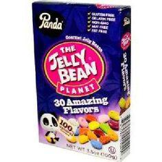 Panda 30 F Lavendar Jelly Bean (12x3.5OZ )