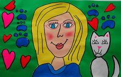 Portraits in Rizzi style...artsonia