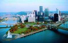 One Young World's Next Location - Pittsburgh!!