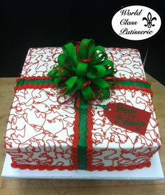 Dive under the sea This World Class Patisserie Cake is available