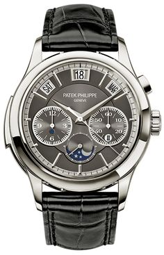 Patek Philippe Ref. 5208, minute repeater with perpetual calendar and monopusher chronograph