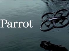 A company called Parrot makes excellent app-assisted drones ($250).