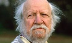 Literary Fact of the Day! William Golding born He won the 1983 Nobel Prize in literature but is best known for his first work The Lord of the Flies which examines the conflict between the forces of light and dark within the human soul. Book Writer, Book Authors, Fly Quotes, William Golding, Nobel Prize In Literature, Great Novels, Fact Of The Day, World Literature, Livros
