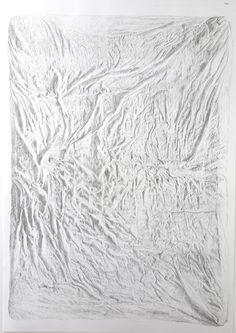 'Sheet' Pencil drawing by Tanya Wood