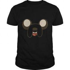 Awesome Tee tricou jake adventure time Shirts & Tees