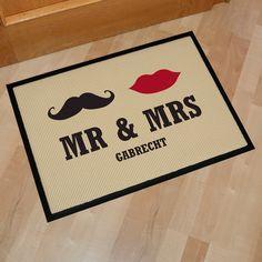 Fußmatte 35 € #Hochzeitsgeschenk