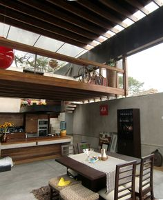 Modern Mezzanine Design 1 31 Inspiring Mezzanines to Uplift Your Spirit and Increase Square Footage