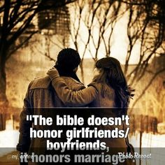 Biblical view on dating and courtship