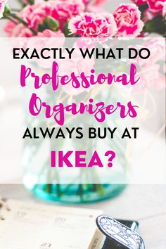Exactly what do professional organizers always buy at IKEA - for their clients and for themselves? We lift the lid here and let you in on those products and items! Closet Storage Systems, Wardrobe Systems, Pax System, Kids Storage, Storage Ideas, Ikea I, Ikea Decor, Diy Furniture Hacks, Professional Organizers