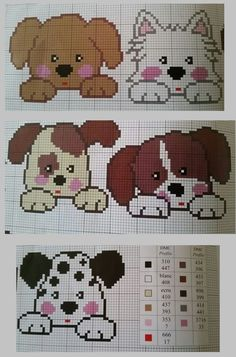 1 Million+ Stunning Free Images To Use A - Diy Crafts Cross Stitch Baby, Cross Stitch Animals, Cross Stitch Charts, Cross Stitch Designs, Cross Stitch Patterns, Kawaii Cross Stitch, Cross Stitching, Cross Stitch Embroidery, Embroidery Patterns