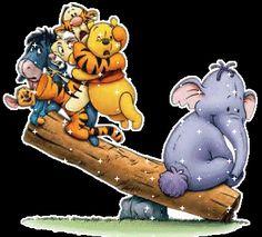 Disney Glitter Animals picture from SweetComments Eeyore Pictures, Disney Pictures, Animal Pictures, Winnie The Pooh Friends, Disney Winnie The Pooh, Pooh Bear, Tigger, Bling Wallpaper, Disney Pixar