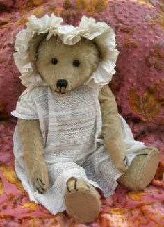 "early german bear ""Stella"""